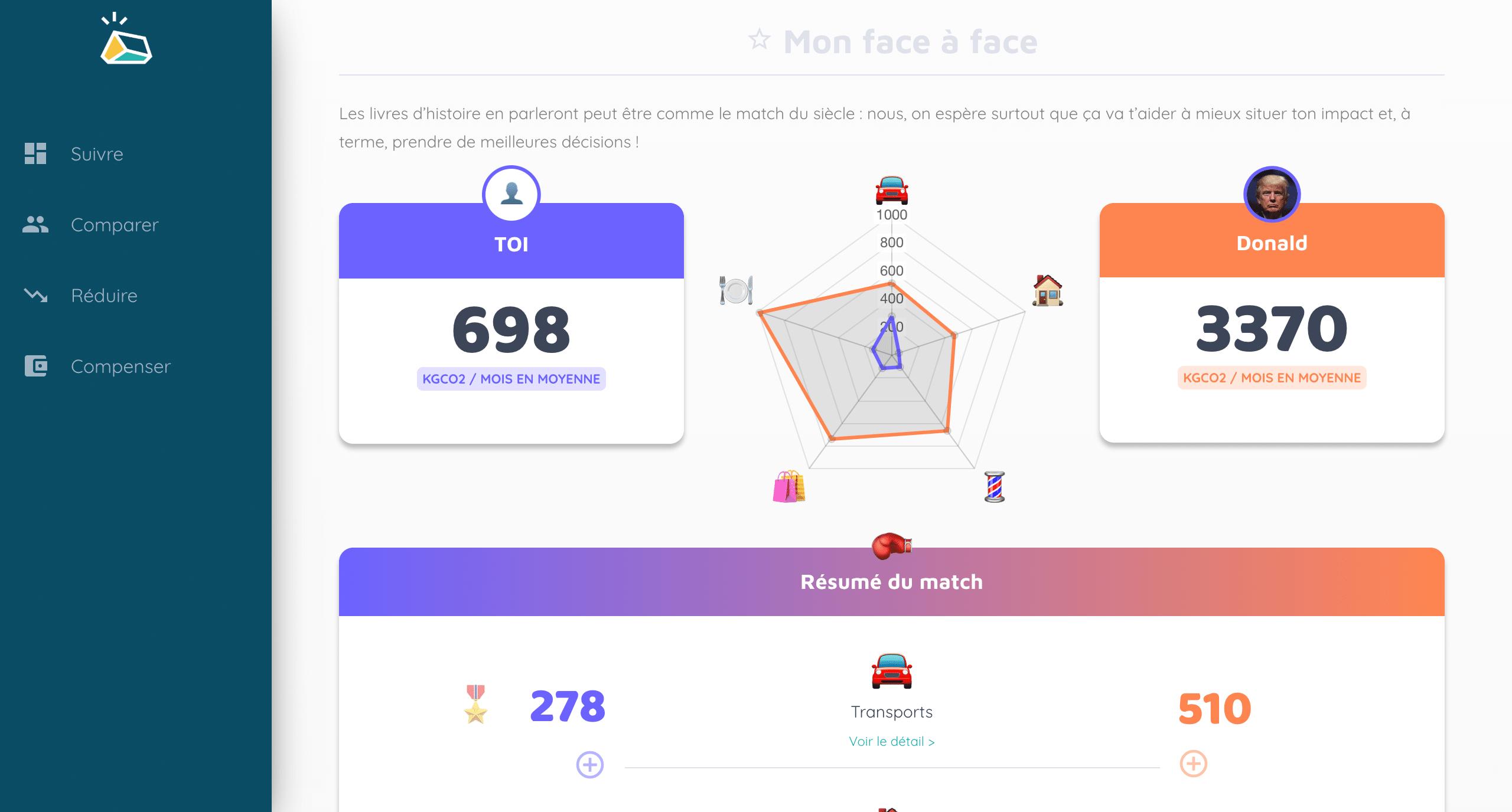Screenshot - Comparer