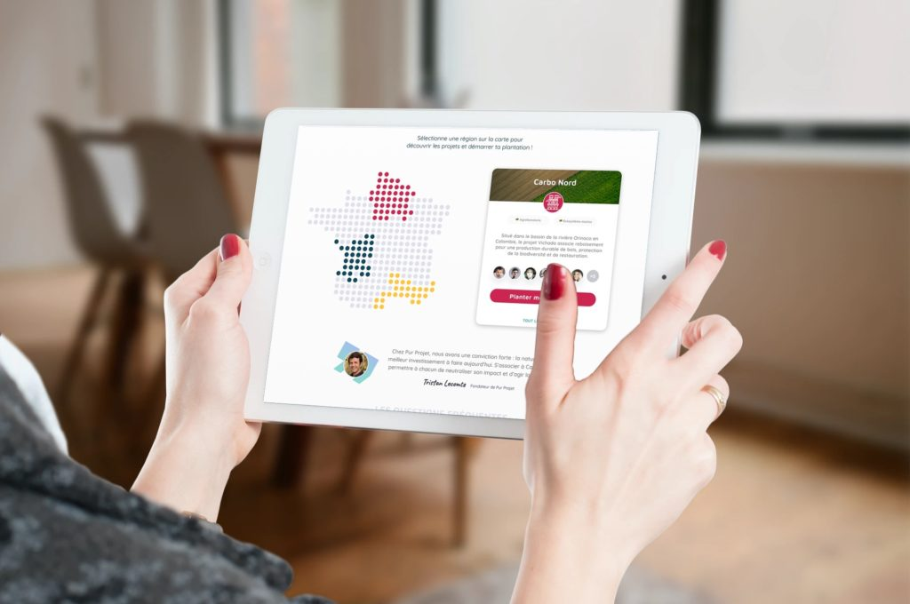 Carbo - iPad - MockUp
