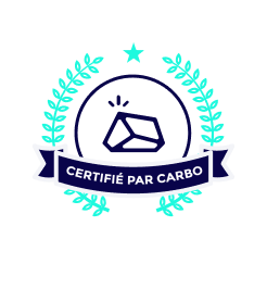Badge Carbo Certifié