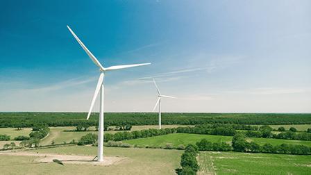 Énergies renouvelables et éoliennes