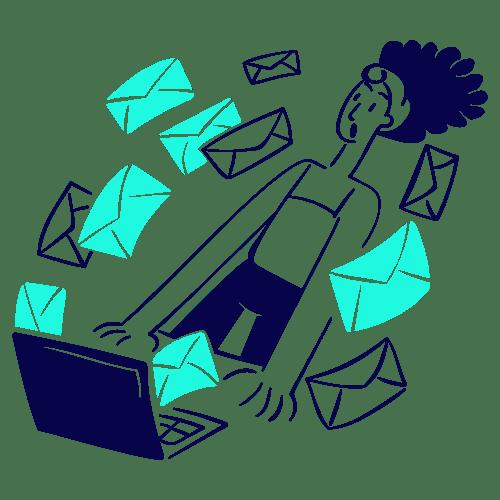 Eco-geste au bureau : ameliorer son impact sur les envois d'emails
