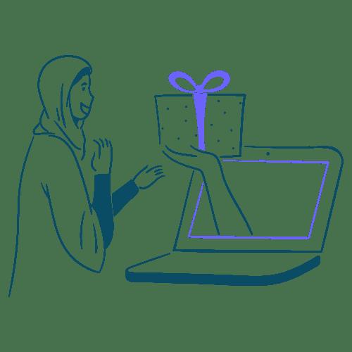 Offrir cadeau écolo Carbo