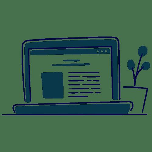 Ordinateur portable pour moteur de recherche écologique