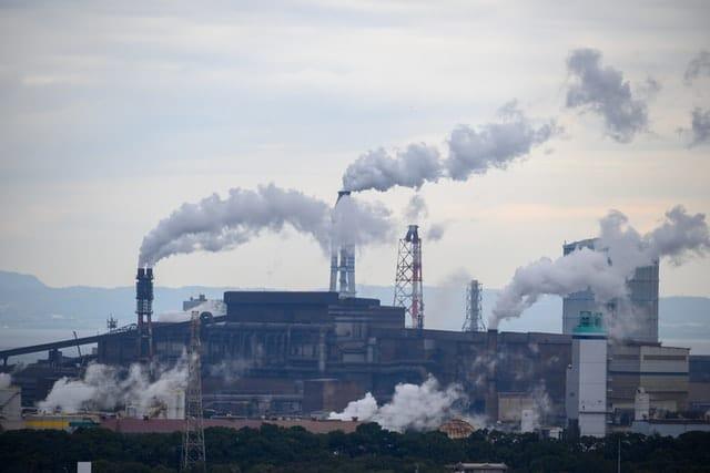 Émissions de gaz à effet de serre et marché du carbone