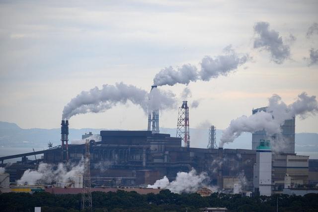 GHG Protocol et pollution des usines