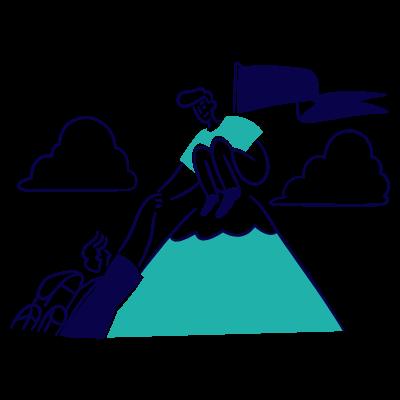 Carbo - Gravir une montagne