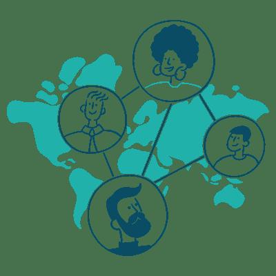Banque éthique : réseau mondial