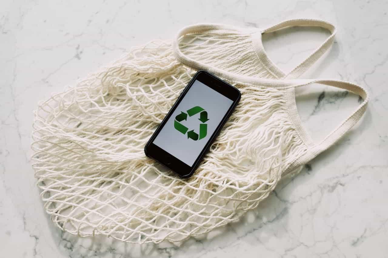 sac recyclage écologique