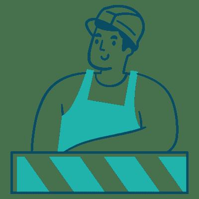 Bilan Carbone et ouvrier dans le bâtiment