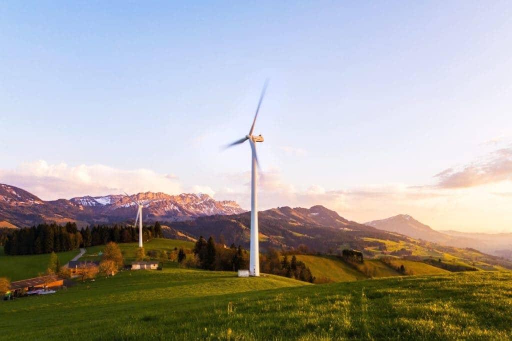 Eoliennes et décarbonisation