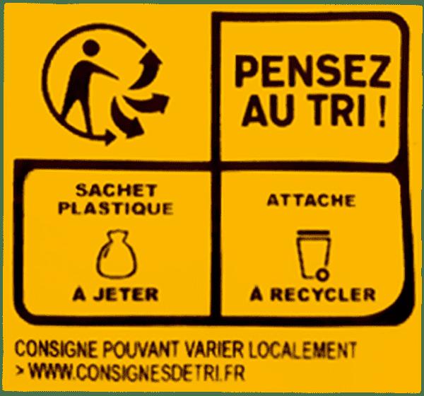 Recyclage plastique : info-tri