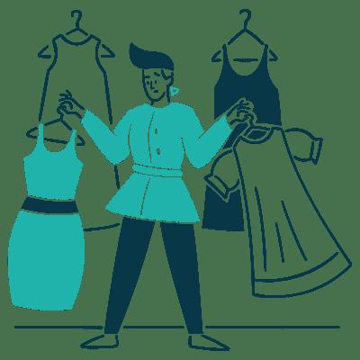 Faire son choix de vêtement, pour intégreer le mouvement slow fashion